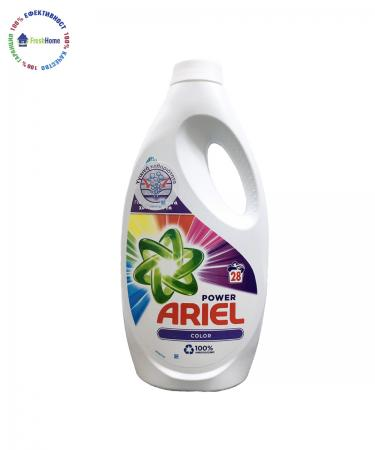 ariel touch of lenor power color techen perilen preparat za cvetno prane