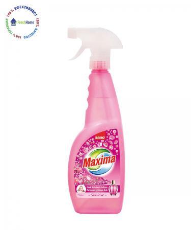 sano maxima spray omekotitel aromatizator sensitive baby