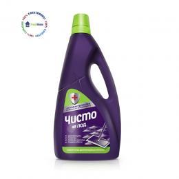 chisto universalen dezinfekcirasht preparat za pod classic zelen