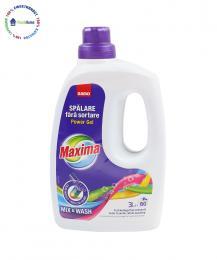 sano maxima mix and wash techen perilen preparat za cvetno prane 3l