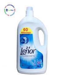lenor 2in1 vollwaschmiitel 60 techen perilen preparat za bqlo prane gemanya