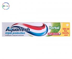 aquafreshtriple protection herbal pasta za zubi