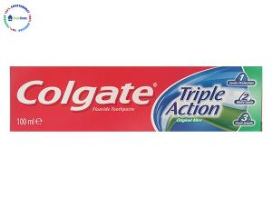 colgate triple action pasta za zubi