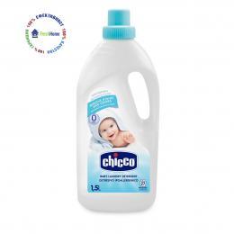 chicco perilen preparat za bebeta 1,5 l. talco sensitive