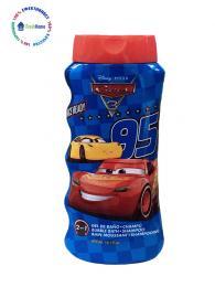 detski shampoan disney cars kolite  2in1 za kosa i tyalo