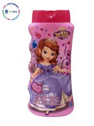 detski shampoan 2in 1 za kosa i tyalo disney princesa sofiya