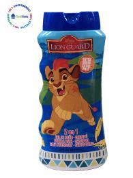detski shampoan za kosa i tyalo disney lion guard