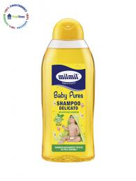 mil mil shampoan baby