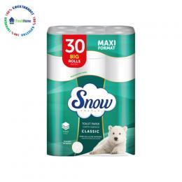 snow toaletna hartiya 30 rolki italiya