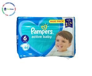 papmpers active baby 6ca 44 borya