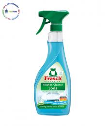 frosch soda kitchen cleaner pochistvasht sprey za kuhnya sas soda