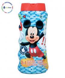 detski shampoan i dush gel micky mouse desney