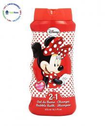 detski shampoan i dush gel minnie mouse desney