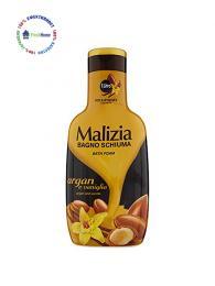 malizia dush gel 1l. argan i vanilia