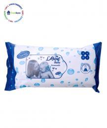 mokri antibakterialni kurpi baby love economy etiket