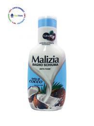 malizia dush gel 1l. kokosovo mlyako