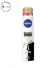 nivea women deodorant black and white invisible silky smooth xxl