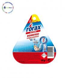 rorax granuliza pochistvane i otpushvane na kanali