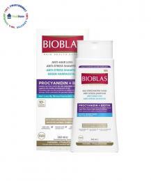 bioblas  procyanidin and biotin shampoo mazna kosa i sreshtu kosopad