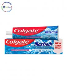 colgate max fresh cool mint with crystals