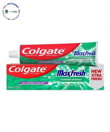 colgate max fresh clean mint with crystals