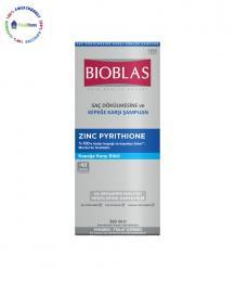 bioblas shampoo zink parhot