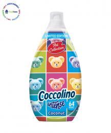 coccolino intense coconut limited edition