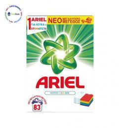ariel prah za cvetno i bqlo prane 83 praneta kutiq