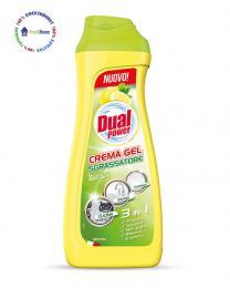 dual 3in1 gel obezmaslitel