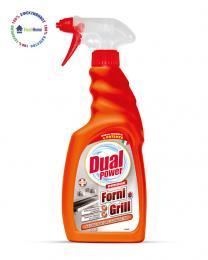 dual spray furni i gril obezmaslitel